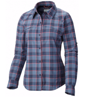 Silver Ridge Plaid Long